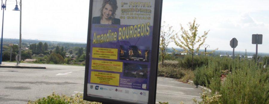 2016... Amandine BOURGEOIS