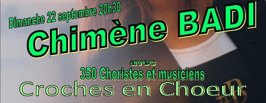 2019 Chimène BADI